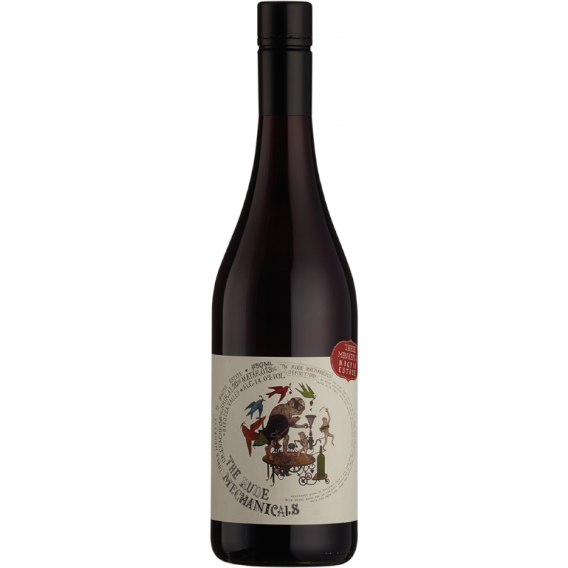 Three Monkeys Grenache Shiraz Mataro красное сухое 0