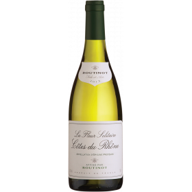 BOUTINOT La Fleur Solitaire Cotes Du Rhone Blanc белое сухое 0,75