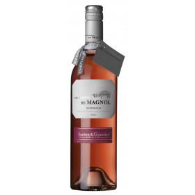 B&G Chateau Les Charmes de Magnol, Rose (Шато Ле Шарм де Маньоль, Розе), розовое - 0,75