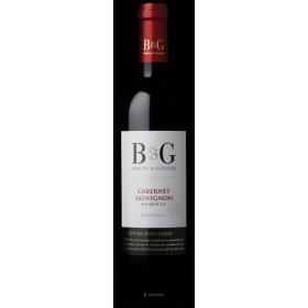 B&G Cabernet Sauvignon Reserve Varietals (Каберне Савиньон Резерв), красное - 0,75