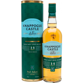 Knappogue Castle 14 YO Single Malt Twin Wood 0.7