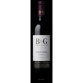 B&G Pinot Noir Reserve Varietals (Пино Нуар Резерв), красное - 0,75