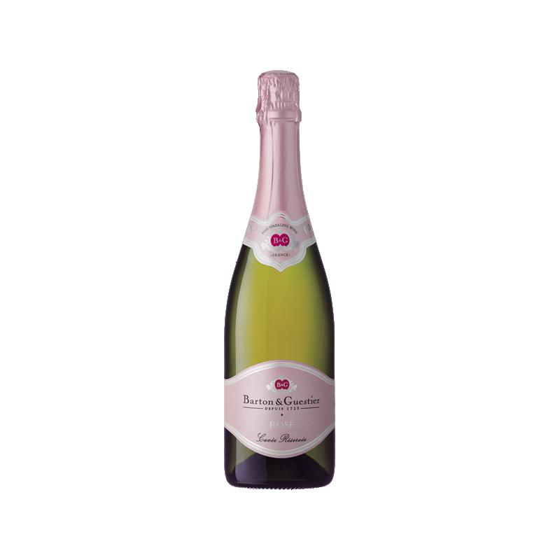 B&G Rose vin Mousseux (Розе вин Моуссек), розовое - 0,75