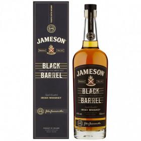 Jameson Black Barrel 0.7 box