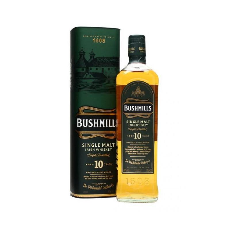 Bushmills Single Malt 10 YO - 0,7