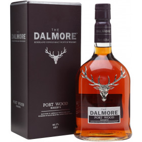 The Dalmore Port Wood Reserv 0,7