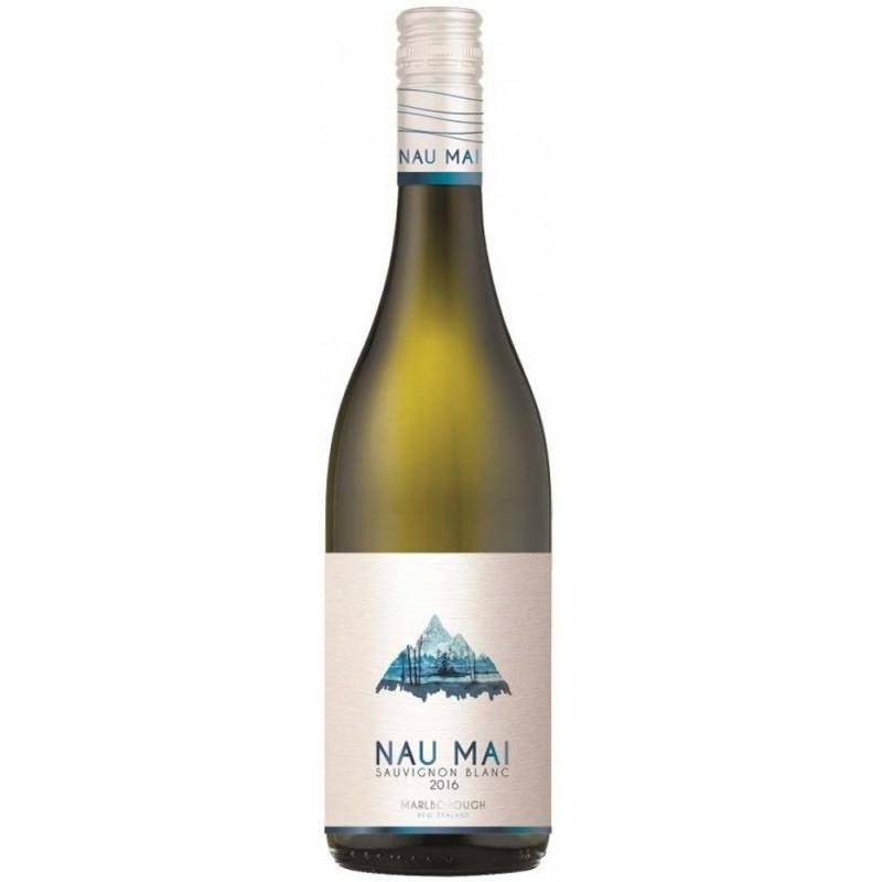 Nau Mai Sauvignon Blanc 0.75