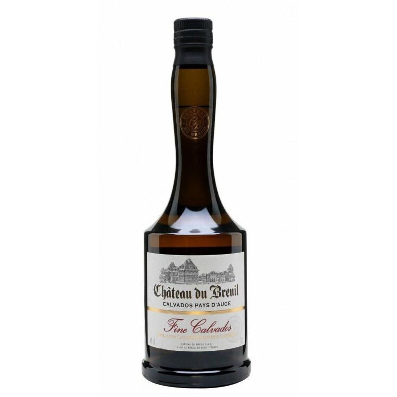 Fine Calvados Pays d'Auge AOC 0.7