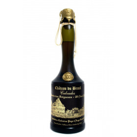 Fine Calvados Pays d'Auge AOC XO 0.7