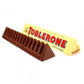 Toblerone молочный с медово-миндальной нугой 100 г