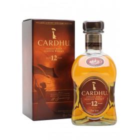 Cardhu 12 YO Single Malt Scotch Whisky