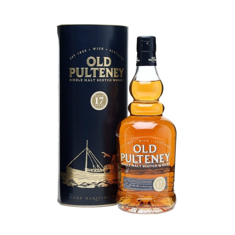 Old Pulteney Whisky 17 YO - 0,7
