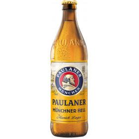 Paulaner Munchner Hell ст/б 0.5