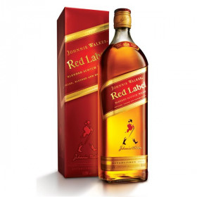 Johnnie Walker Red Label Blended Scotch Whisky 0,7