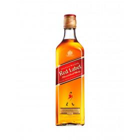 Johnnie Walker Red Label Blended Scotch Whisky 0,5