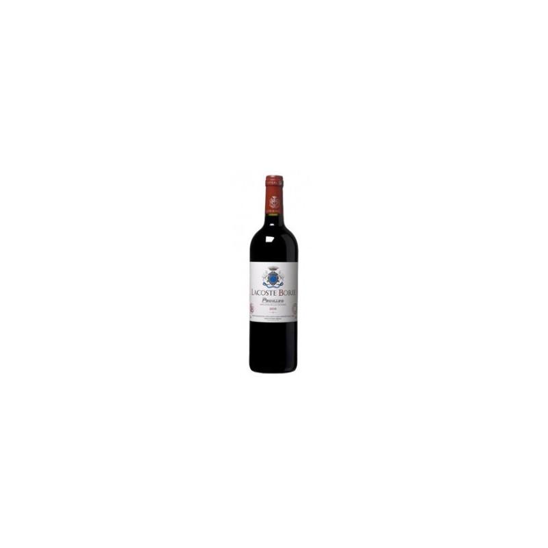 Lacoste Borie Paullac 2007, красное - 0,75