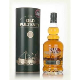 Old Pulteney Whisky 21 YO - 0,7